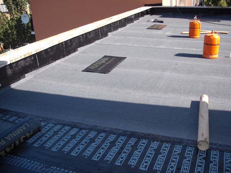 Impermeabilización Terrazas: Trabajos realizados  de Cubiertas Imperdur, S.L.
