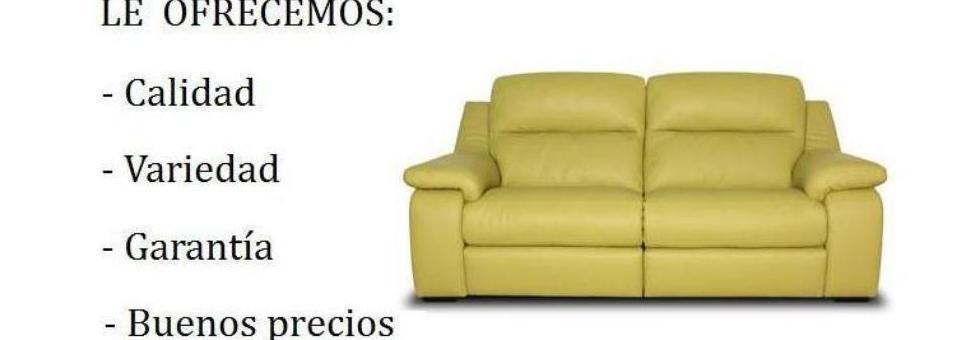 Ofertas sofas Cantabria