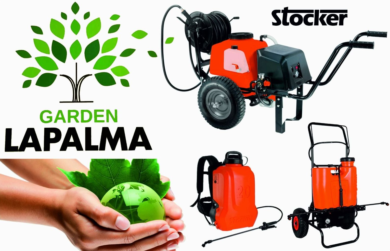 Productos Stocker: Productos de Garden La Palma