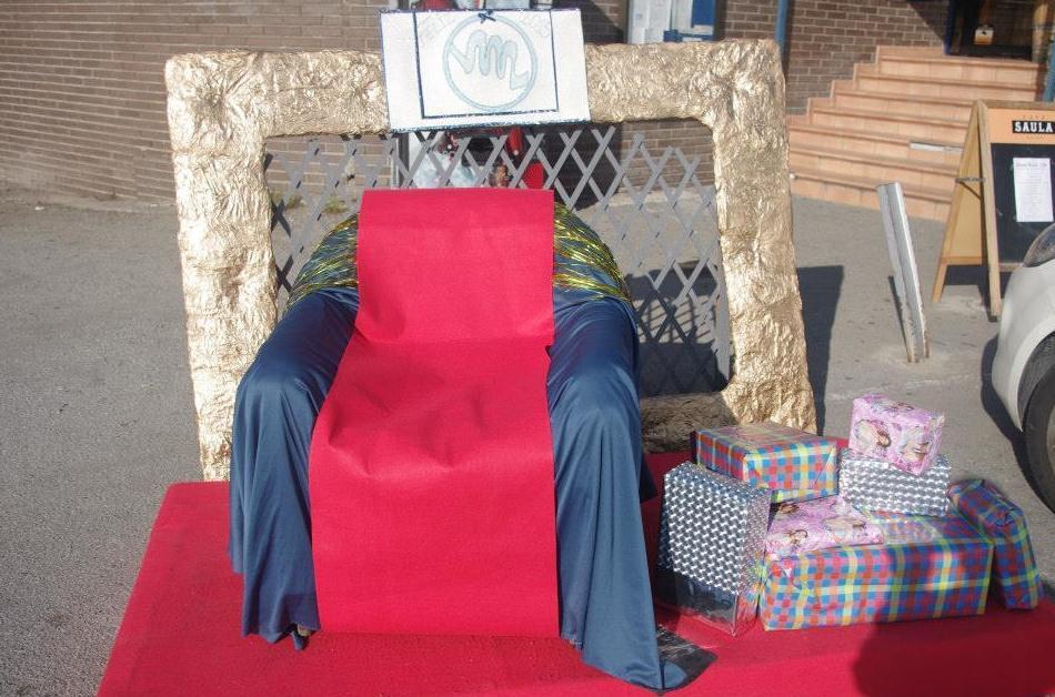 Los Reyes en Margu