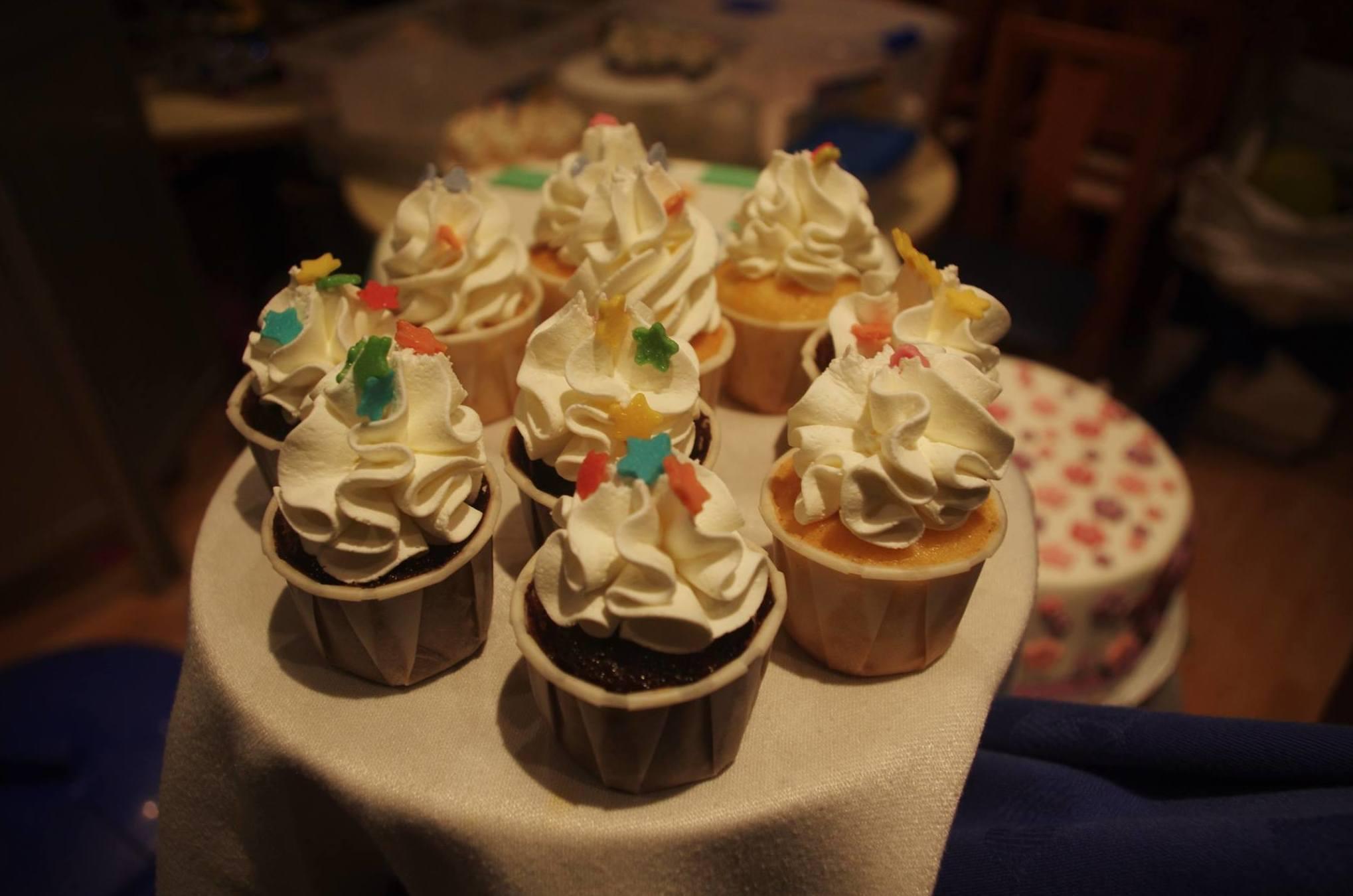 Nuestros cupcakes para tu celebración