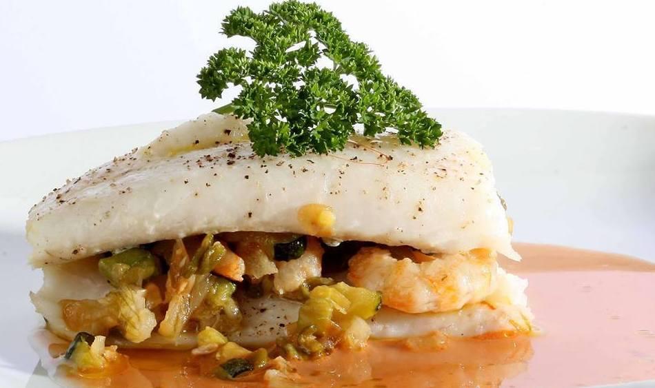 Restaurante especializado en cocina mediterránea