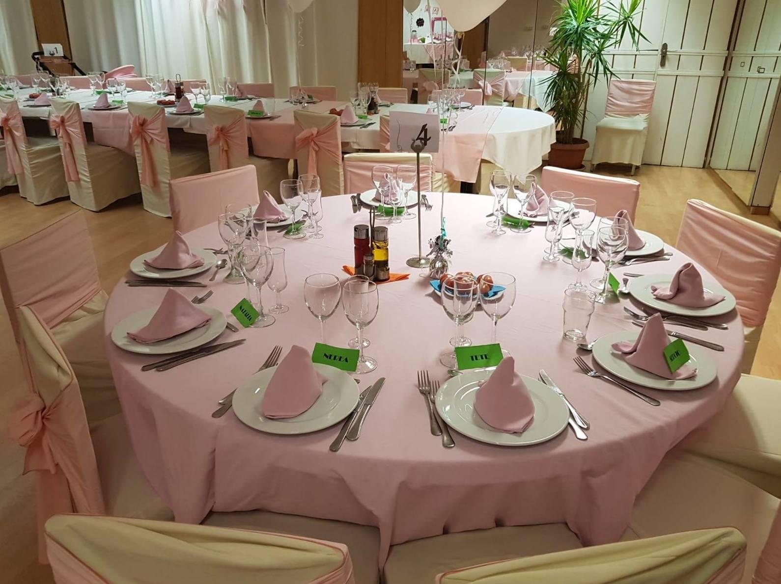 Restaurante para celebraciones
