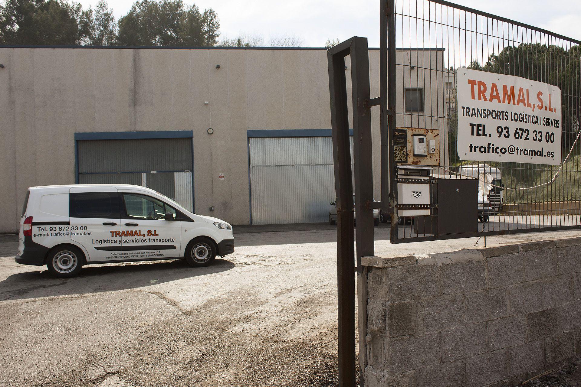 Tramal, S.L., transportes, logística y servicios en Barcelona