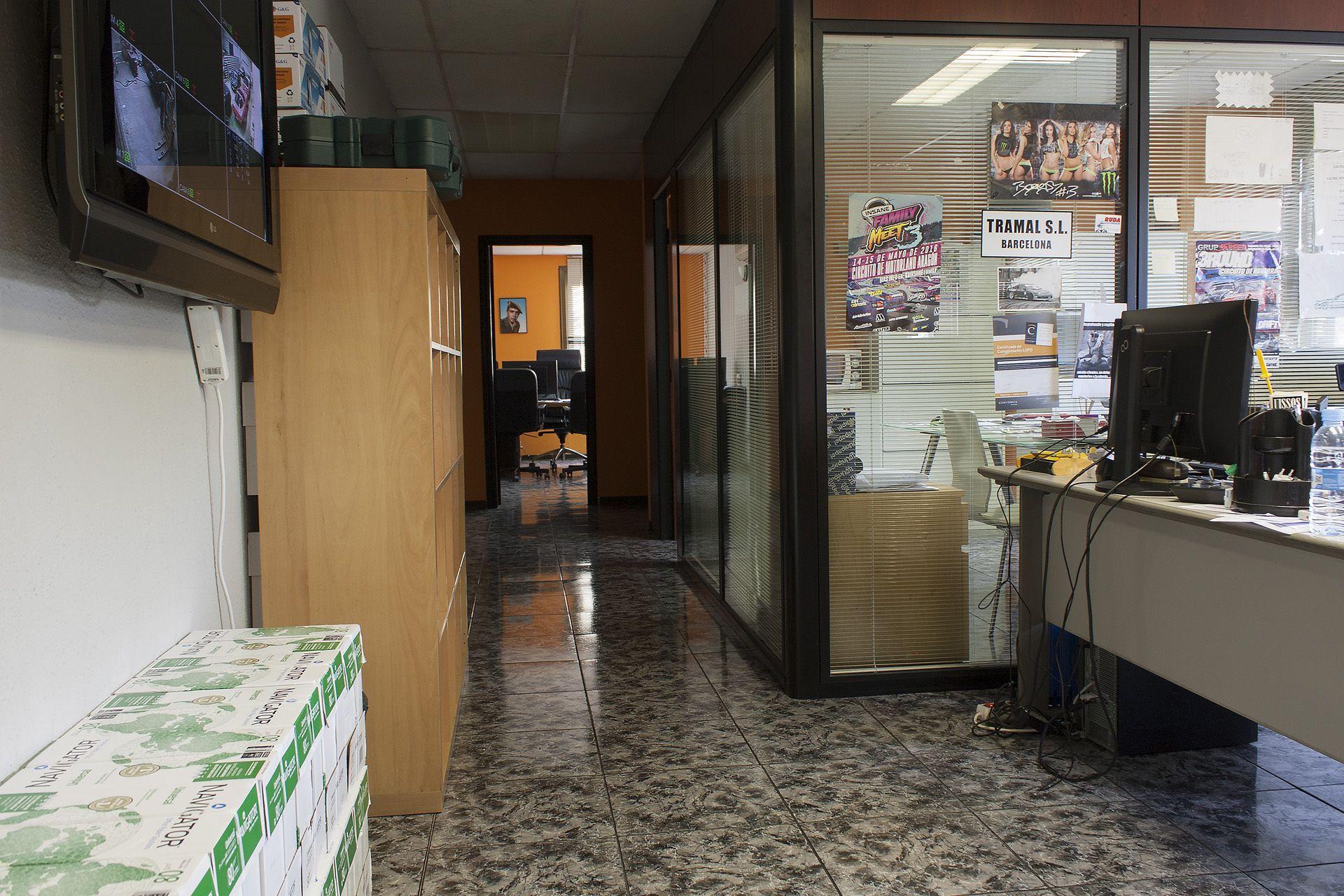Transporte de contenedores en Tarragona