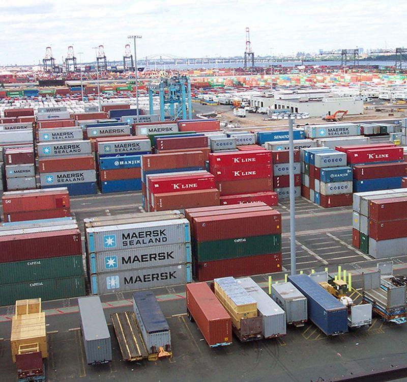 Transporte de contenedores en Barcelona
