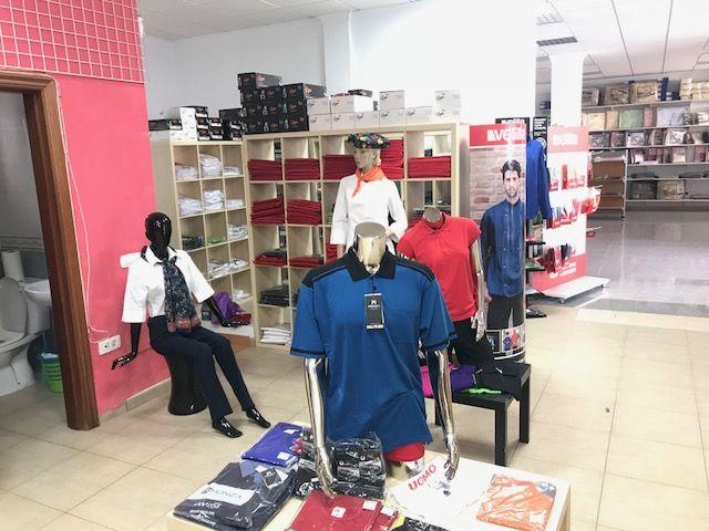 Tienda de calzado laboral en Puerto del Rosario