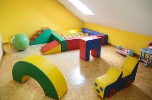 Aula de psicomotricidad
