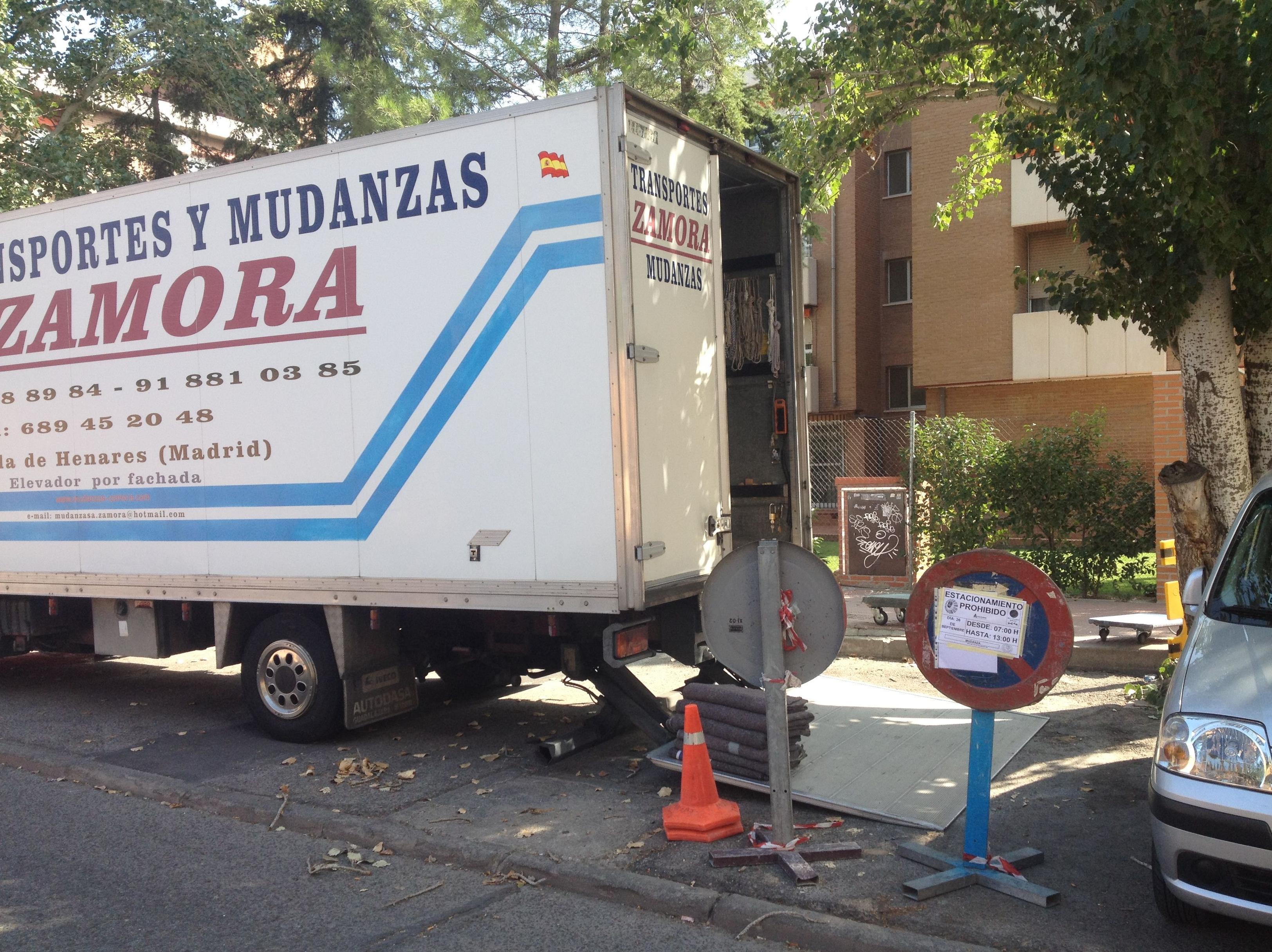 Foto 34 de Mudanzas y guardamuebles en Alcalá de Henares | Mudanzas Zamora