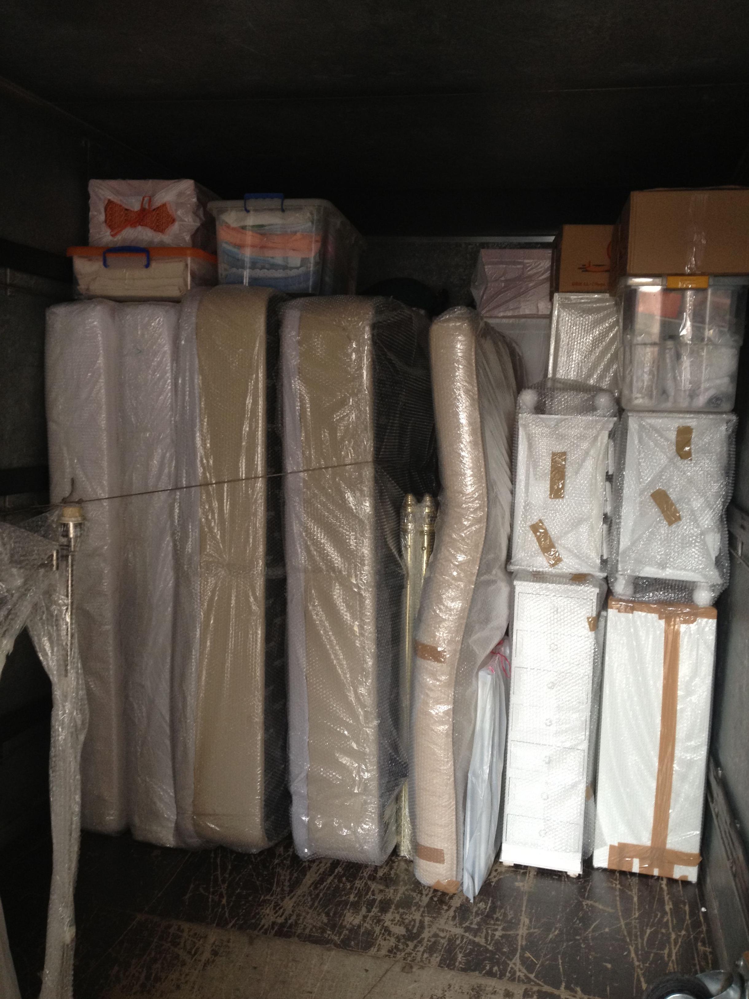 Empresa de mudanzas y guardamuebles
