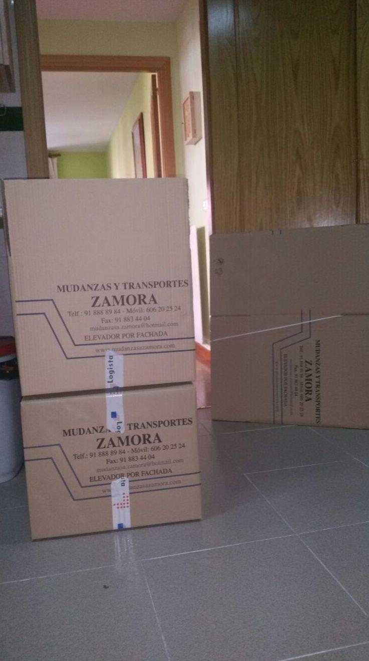 Foto 42 de Mudanzas y guardamuebles en Alcalá de Henares | Mudanzas Zamora