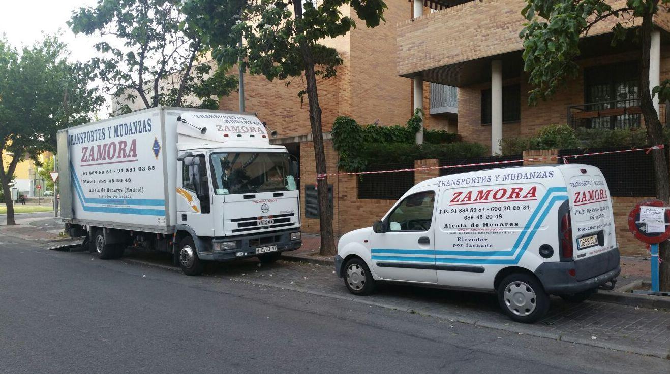 Foto 14 de Mudanzas y guardamuebles en Alcalá de Henares | Mudanzas Zamora