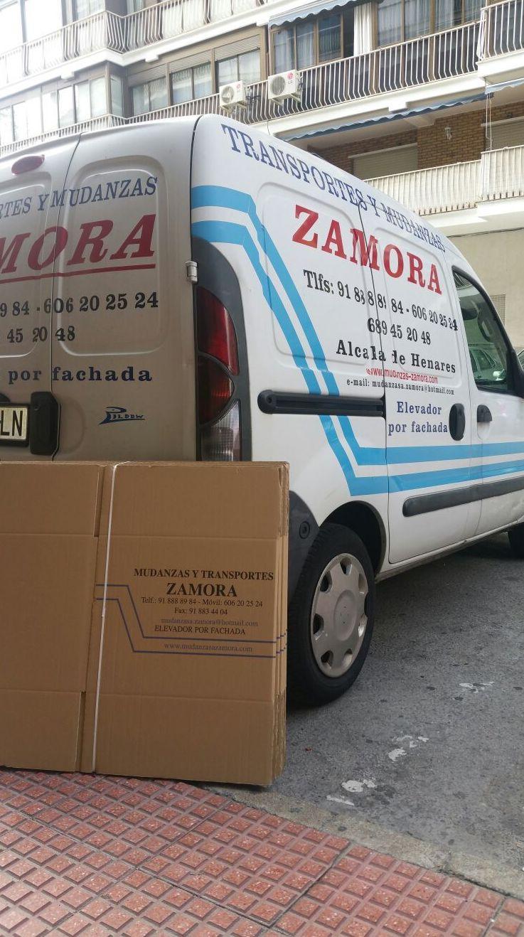 Foto 44 de Mudanzas y guardamuebles en Alcalá de Henares | Mudanzas Zamora