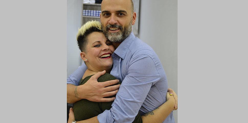 Beatriz y Quique