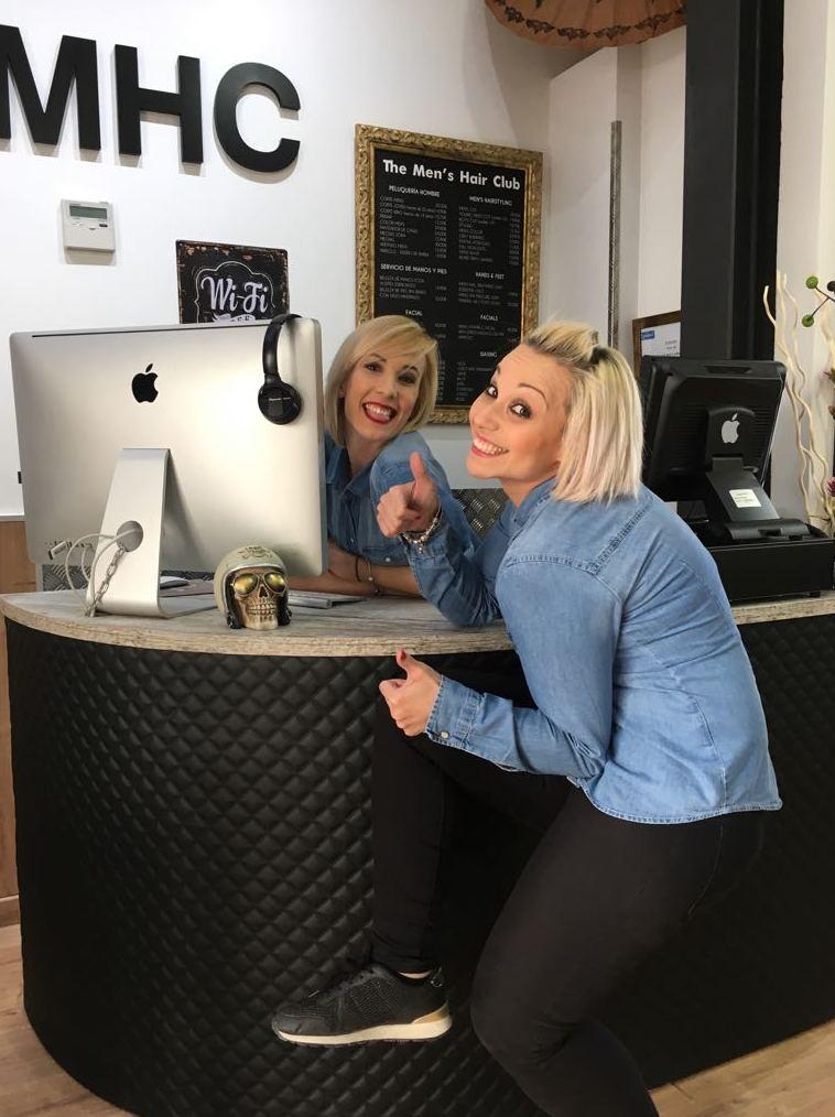 Alex y Sandra gestión de clientes