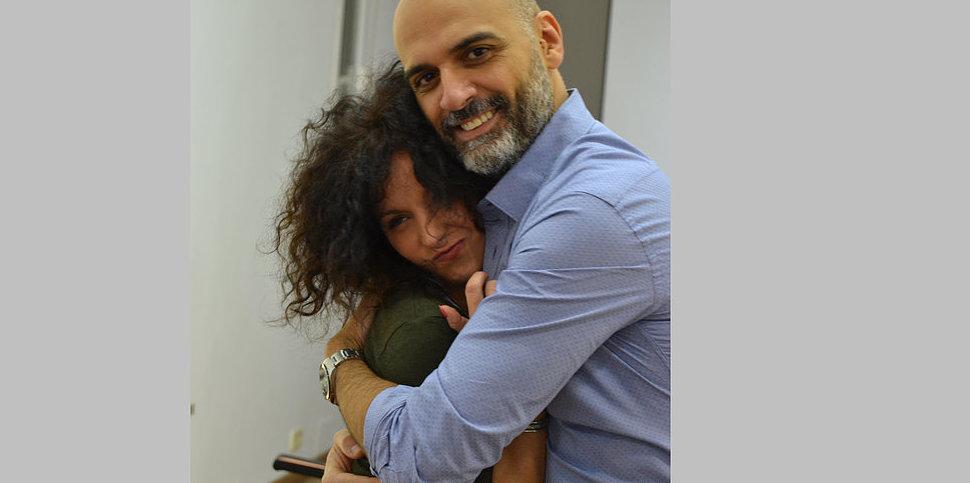 Elena y Quique