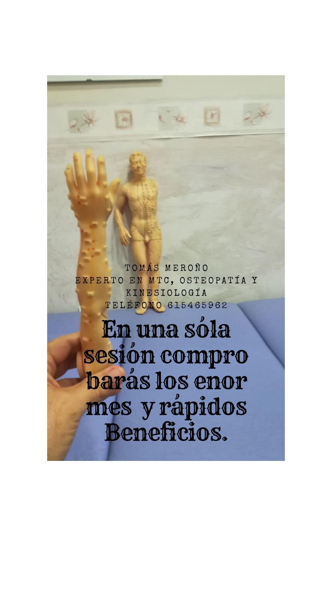 Foto 4 de Especialista en terapias naturales en Torre-Pacheco | Tomás Acupuntura Energy