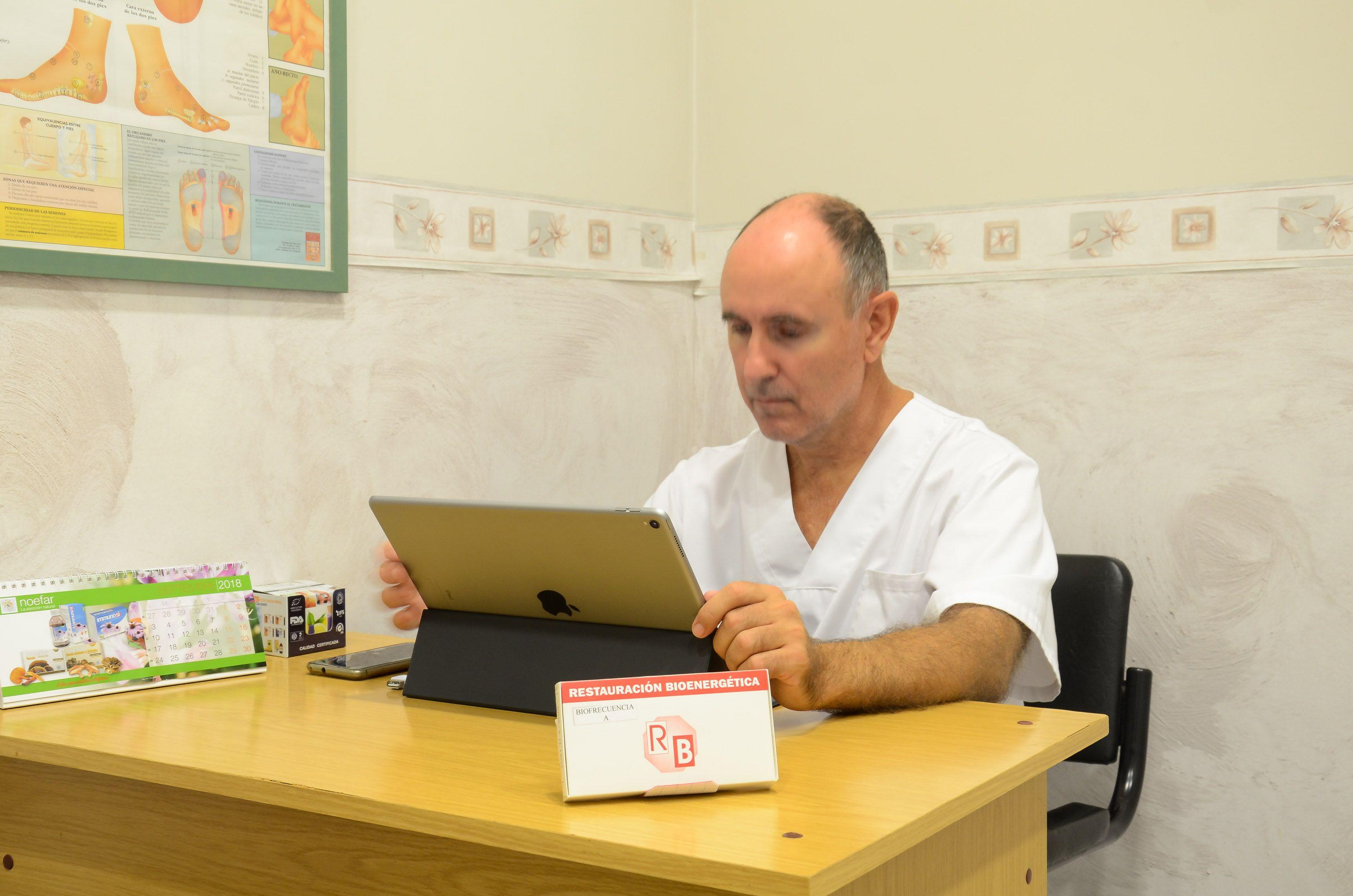 Profesional Tomás Acupuntura Energy