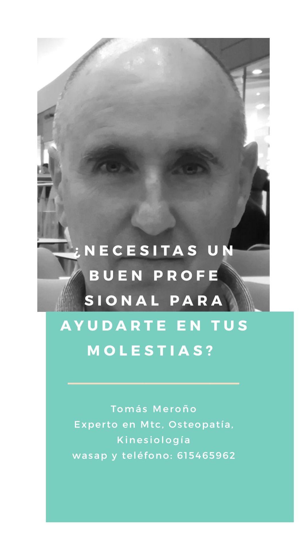 Foto 3 de Especialista en terapias naturales en Torre-Pacheco | Tomás Acupuntura Energy