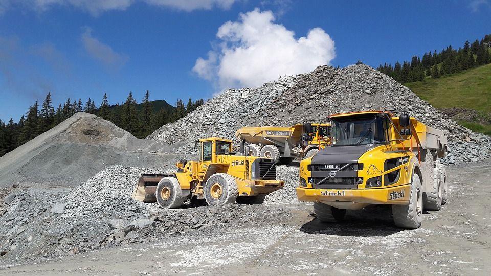 Fabricación de hormigón y cemento en Alicante