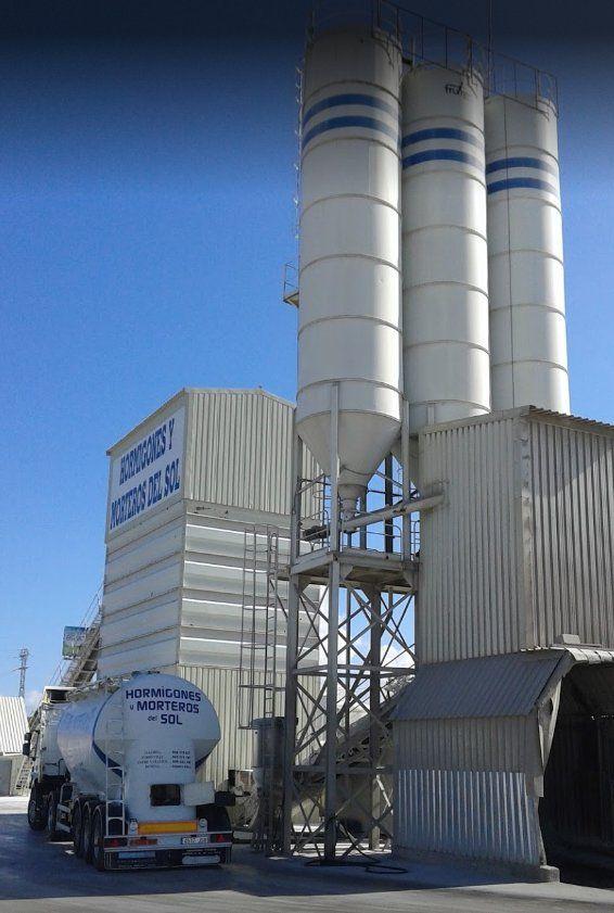Planta de hormigón en Alicante con más de dos décadas de experiencia