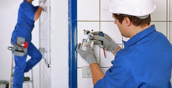 Instalación de electricidad