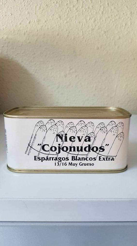 ESPARRAGO BLANCO 13/16: Catálogo de Bardenas Manipulados, S.L.