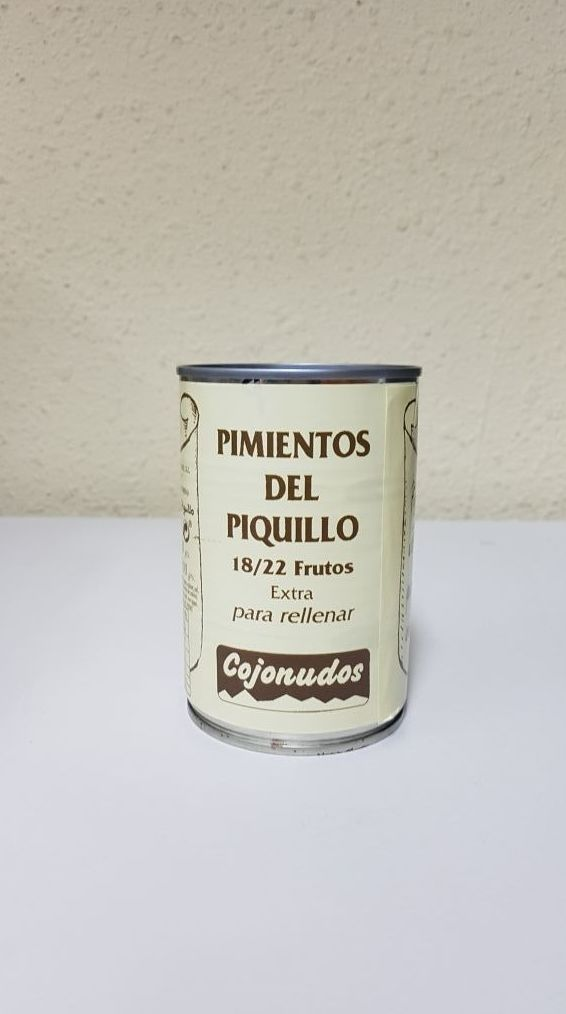 PIMIENTO PIQUILLO 18/22: Catálogo de Bardenas Manipulados, S.L.