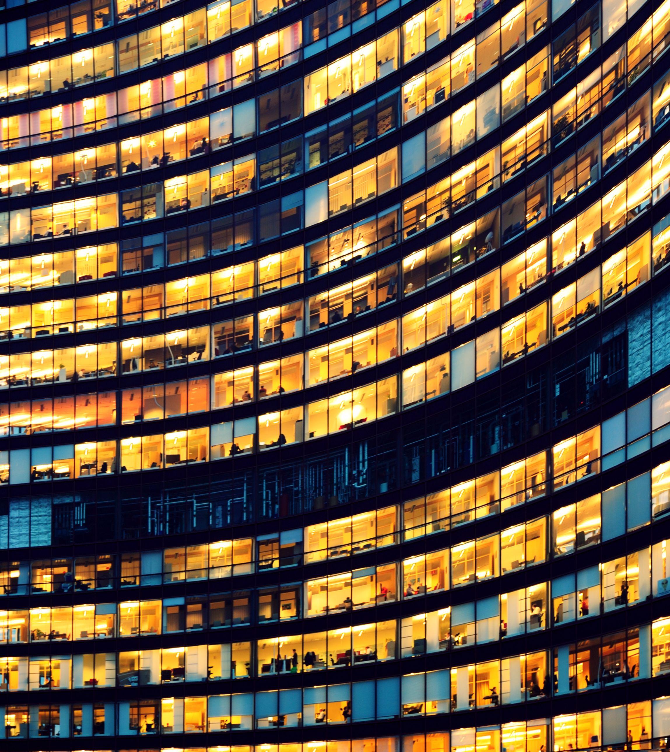 Iluminación industrial led Canarias