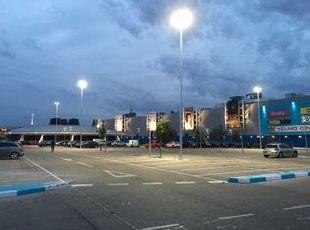 Proyecto realizado Centro comercial H2O