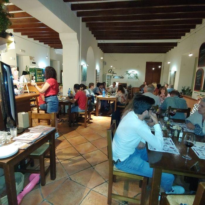 Restaurante de cocina mallorquina en Son Servera