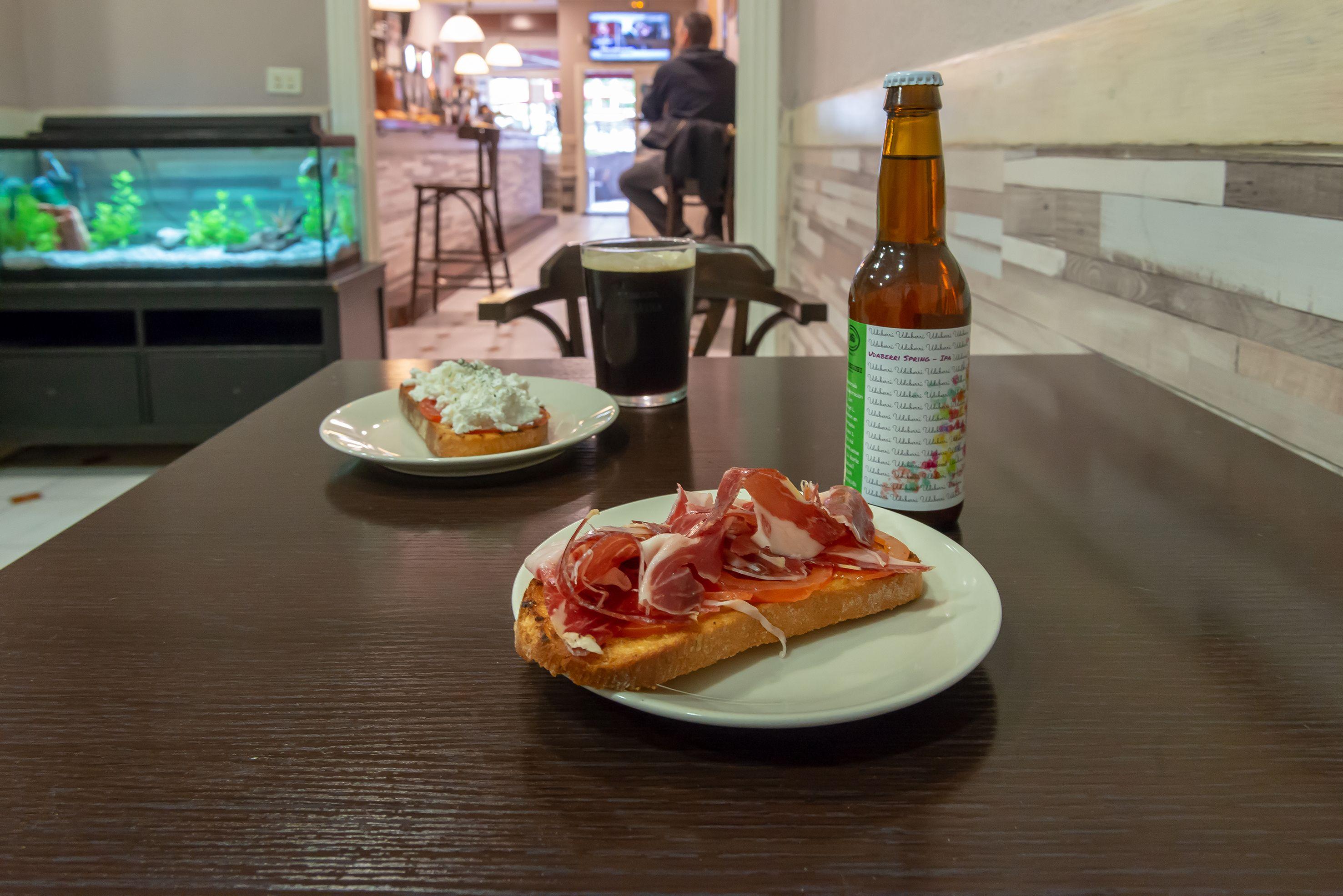 Las mejores cervezas artesanales en Portugalete Vizcaya