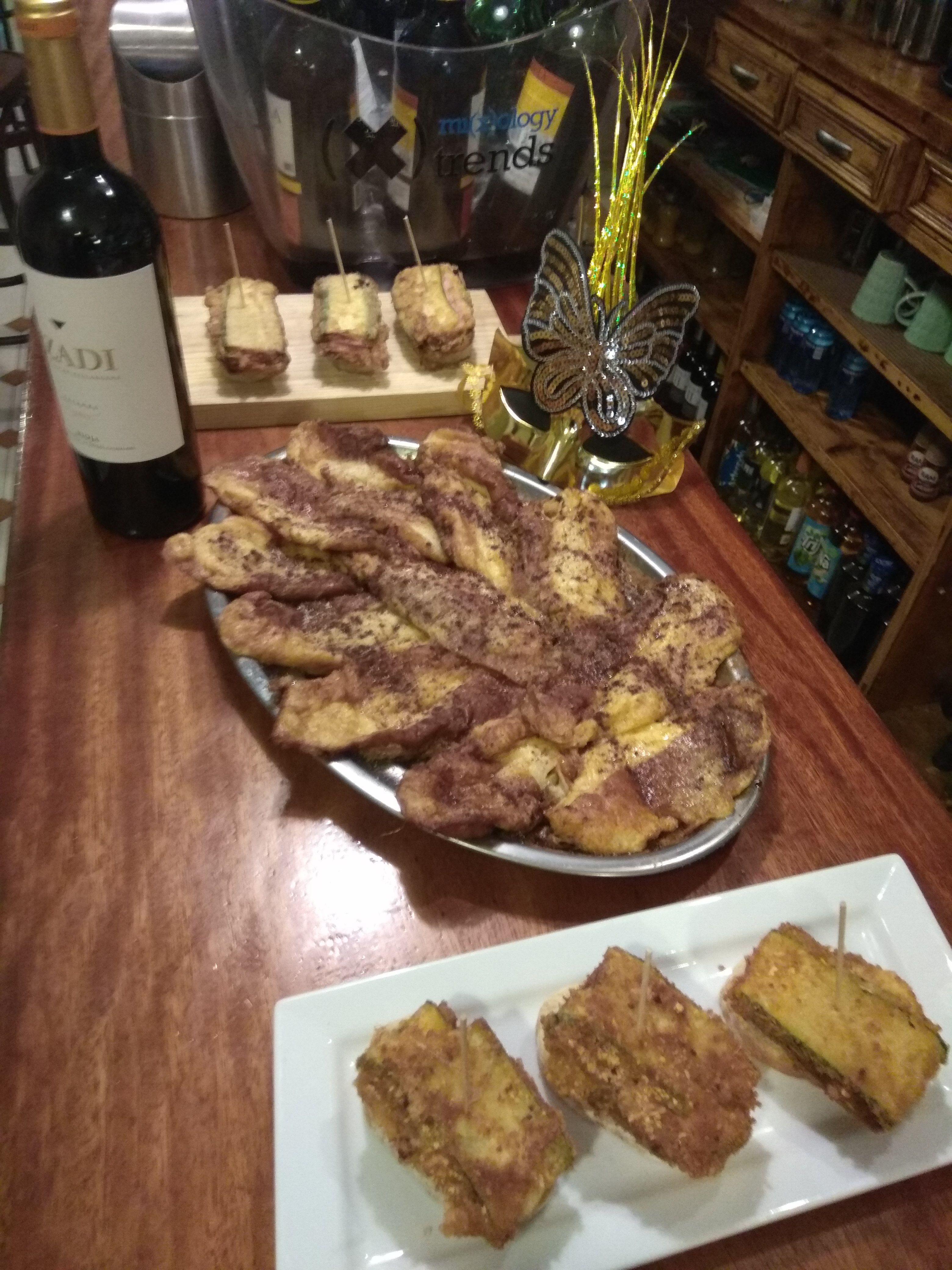 Taberna de pinchos en Portugalete Vizcaya
