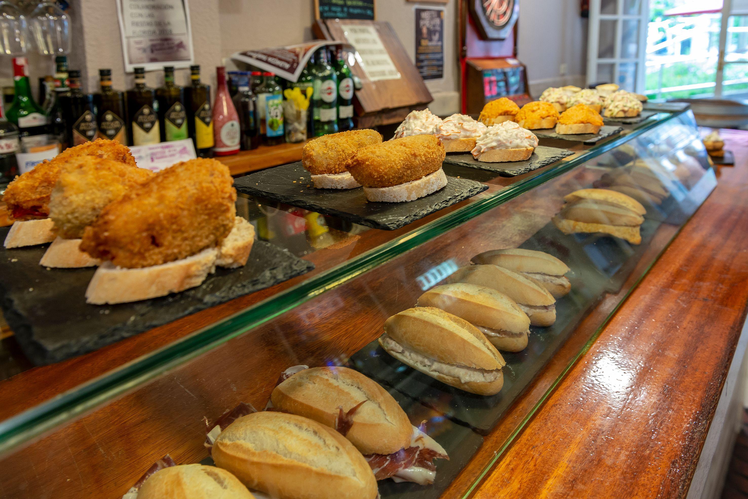Variedad gastronómica en Portugalete Vizacaya