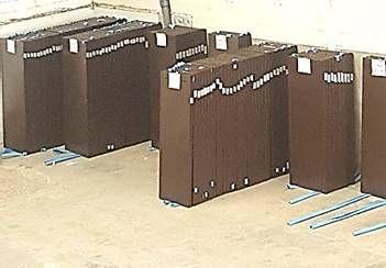 Puerta acorazada antiokupas temporal: Servicios de Avacío