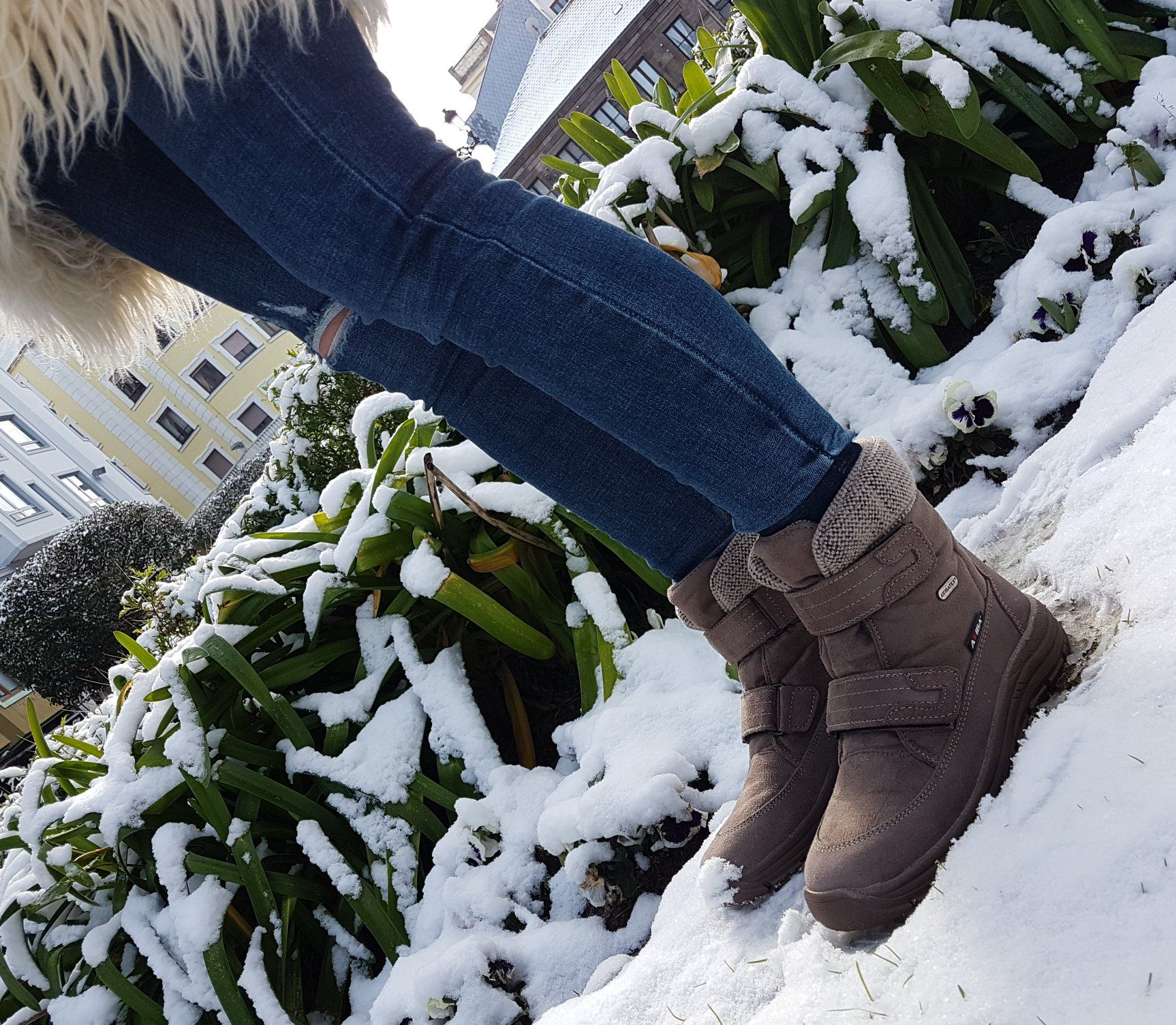 Botas de invierno a buen precio