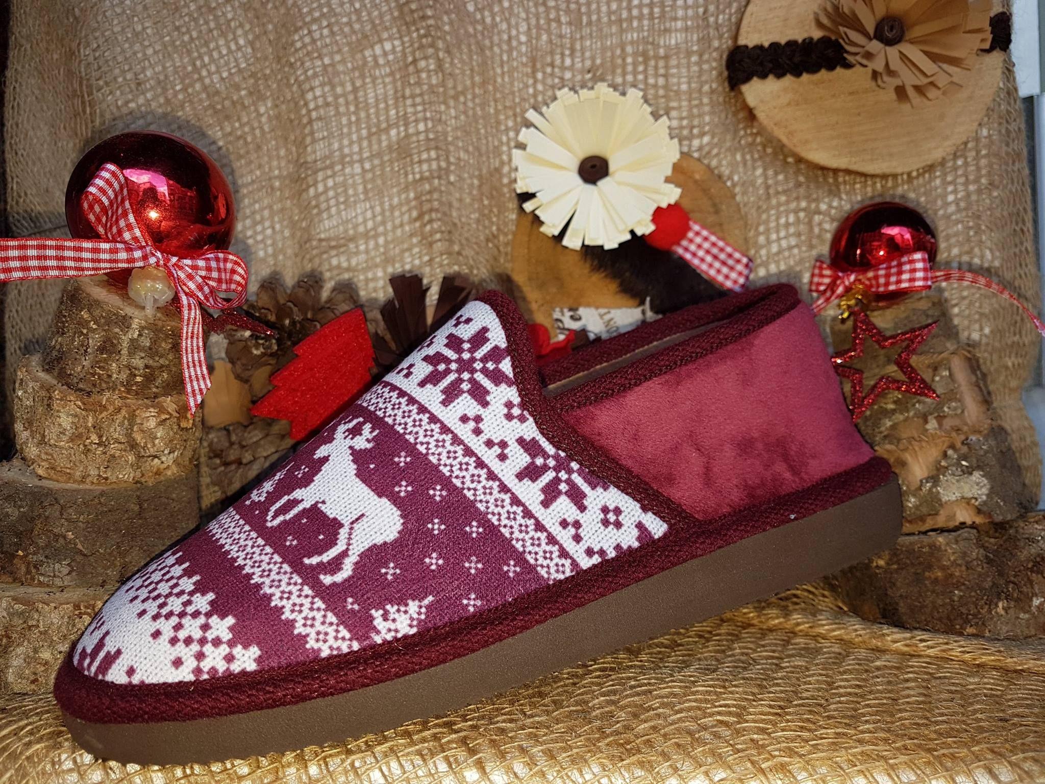 Zapatillas para combinar con tu pijama