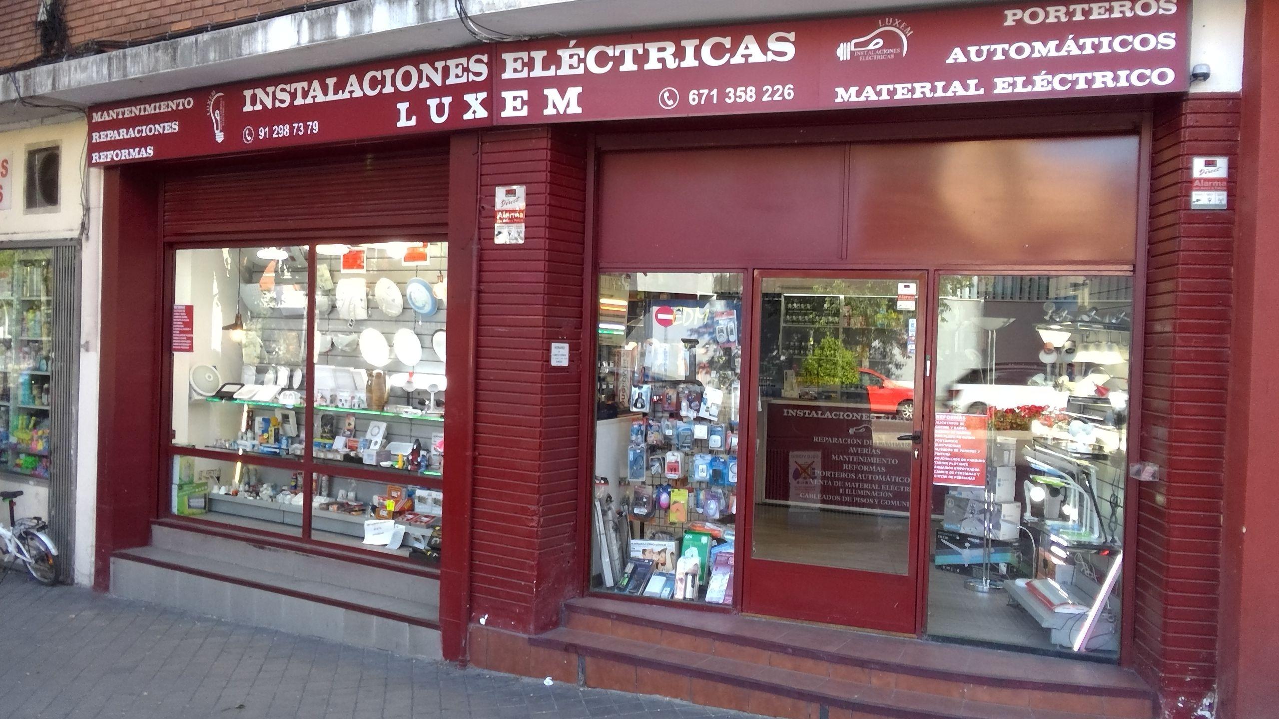 Instalador electricista autorizado en Arganzuela, Madrid
