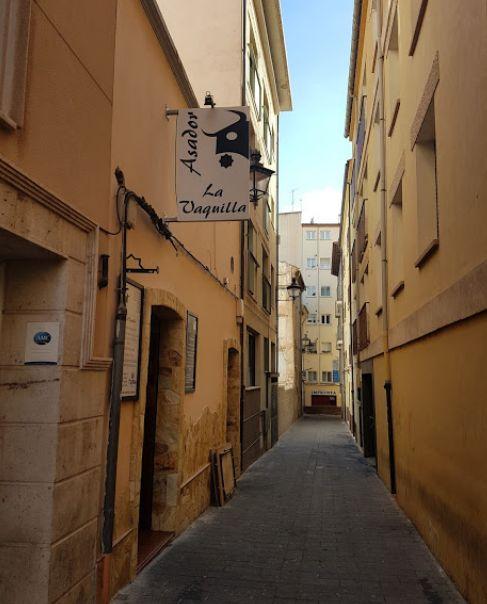 Asador Brasería La Vaquilla en Teruel