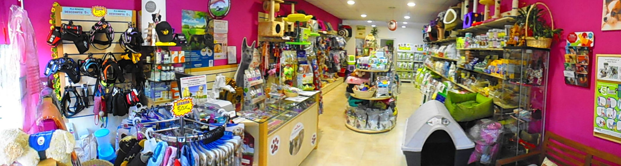 Foto 3 de Tienda de animales en  | Galumis