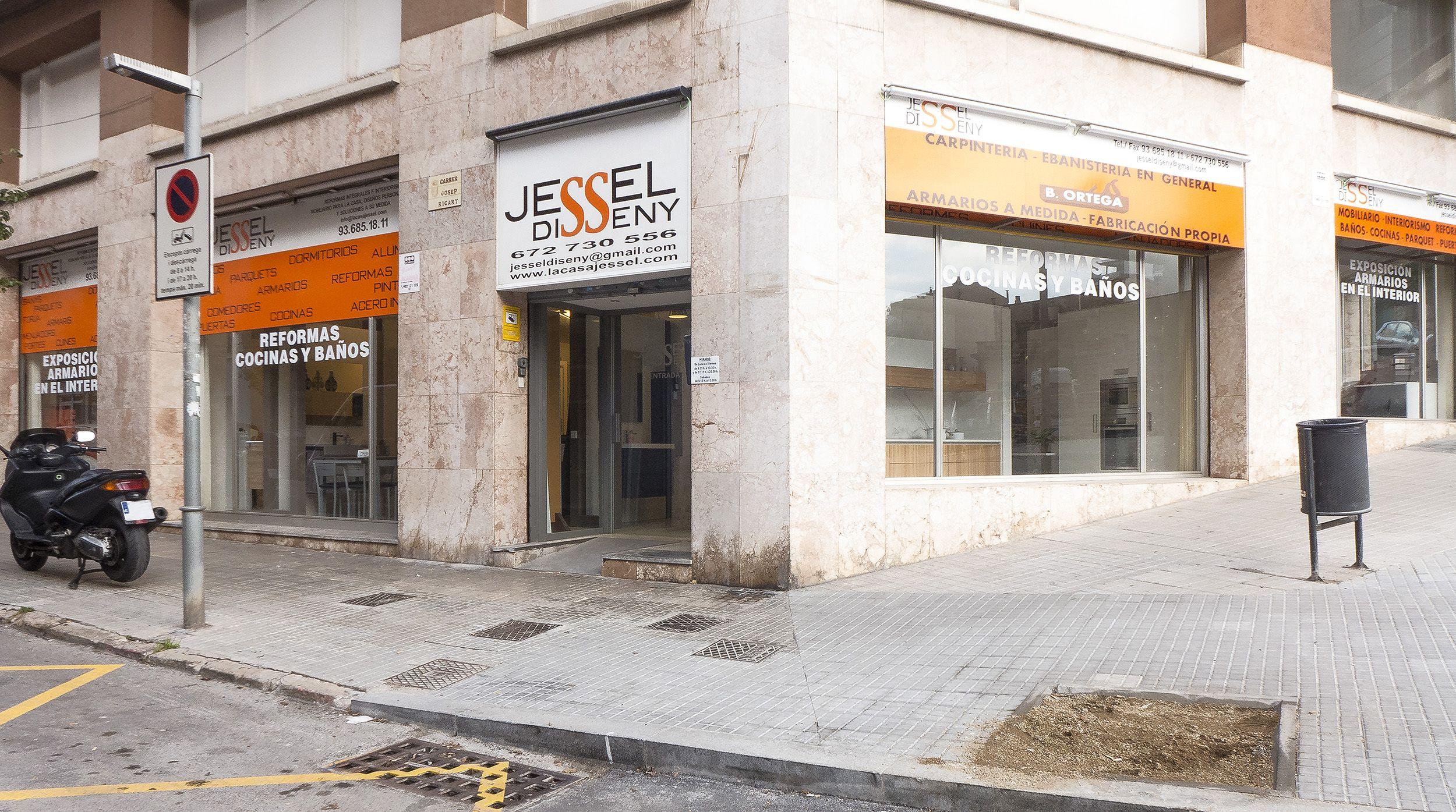 Jessel Disseny empresa de reformas integrales en Sarriá Sant Gervasi, Barcelona