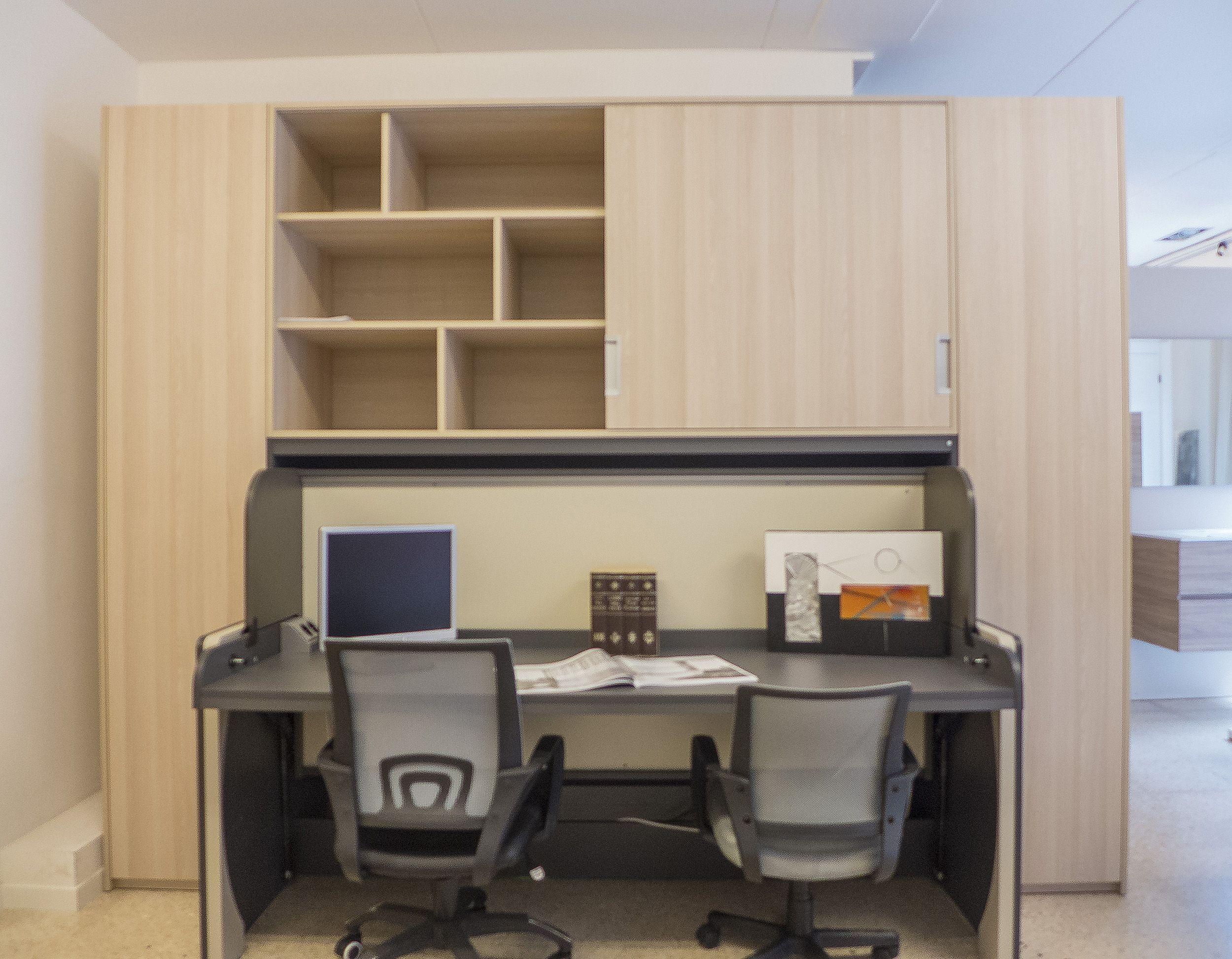 Muebles compactos y abatibles para habitaciones en Sant Feliú de Llobregat
