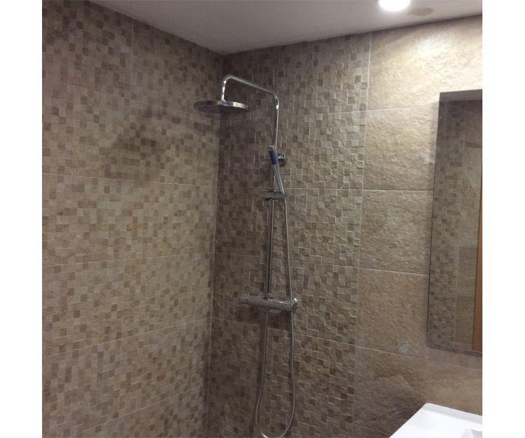 Cambio de bañera por plato de ducha en Sarrià-Sant Gervasi
