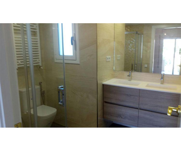 Reformas de baños en Sant Feliu de Llobregat