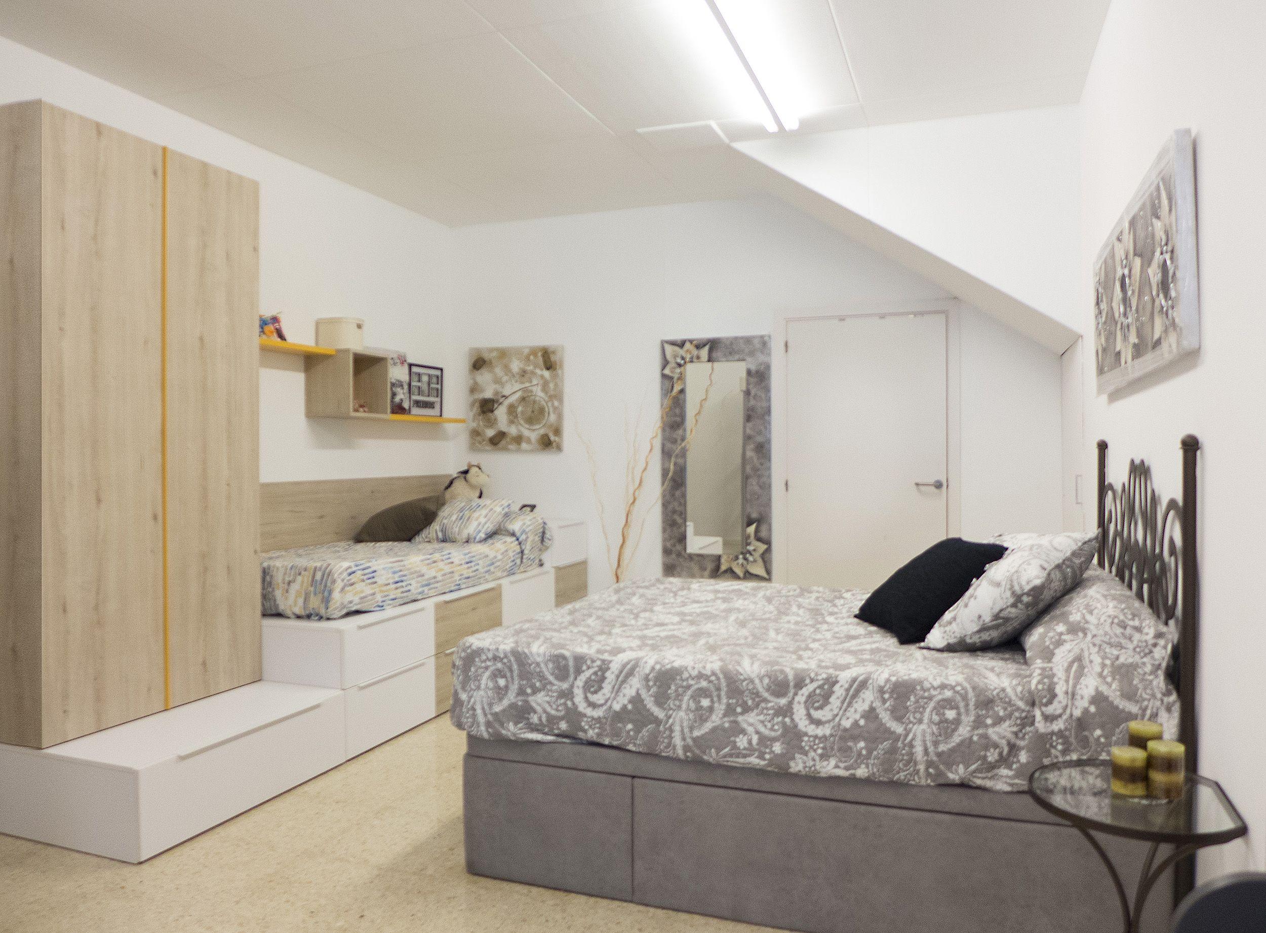 Dormitorios a medida en Sarriá San Gervasi