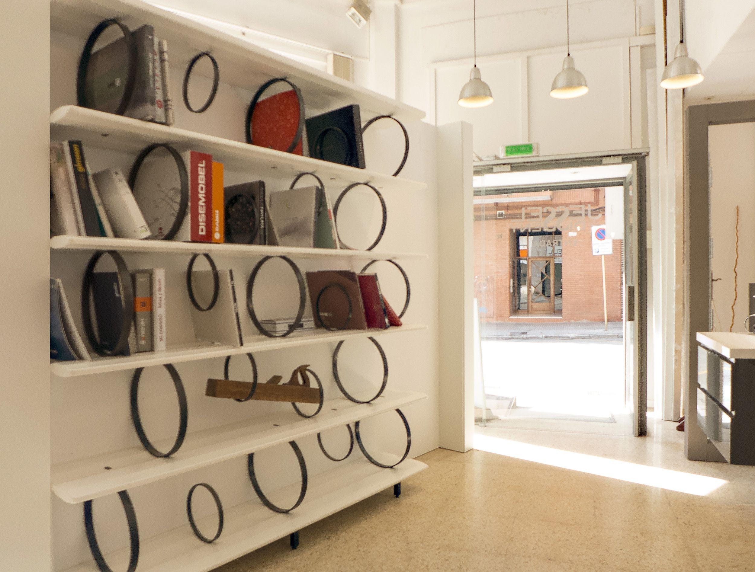 Muebles a medida en Sarriá Sant Gervasi, Barcelona para locales comerciales