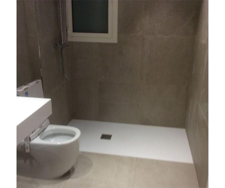 Cambio de bañera por plato de ducha en Sant Feliu de Llobregat
