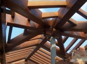 Construcción de tejados de madera en Cantabria