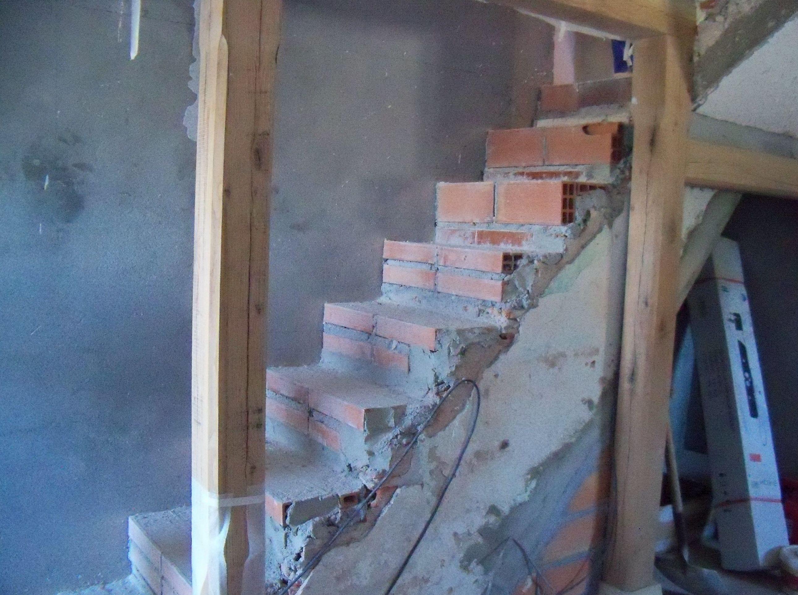 Revestimiento de escalera