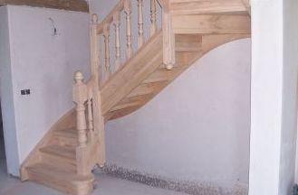 Expertos en construcción de escaleras de madera en Cantabria